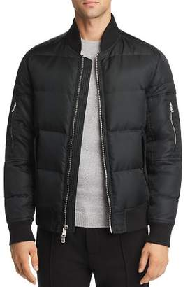 Pacific & Park Polyfill Bomber Jacket- 100% Exclusive