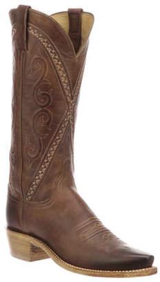 Lucchese Darlene Crisscross Western Boots