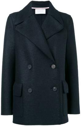 Harris Wharf London double breasted oversized blazer