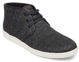 Steve Madden Fowler Knit Mid Top Sneaker