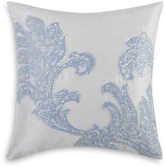 Charisma Harmony Embroidered Decorative Pillow, 20 x 20