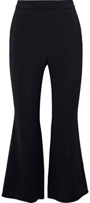 Cushnie et Ochs Stretch-Crepe Kick-Flare Pants