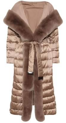 Max Mara S Novelap reversible down coat