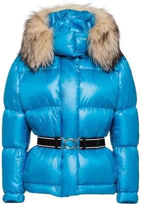 Prada ripstop puffer jacket