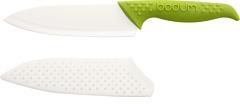 "Bodum Bistro Ceramic 6"" Chef's Knife"