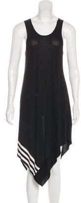 Y-3 Sleeveless Knit Midi Dress