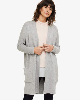 Phase Eight Portia Patch Pocket Knit Coatigan