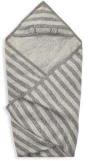 Ralph Lauren Merino Wool& Cashmere Striped Blanket