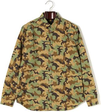 N°21 (ヌメロ ヴェントゥーノ) - N 21 カモフラージュ柄 長袖シャツ カモフラージュ xs