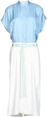 Michel Klein 3/4 length dresses