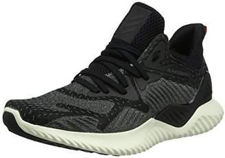 new arrival 6988b 98bea adidas Unisex Adults Alphabounce Beyond Running Shoes, Core BlackAsh  Green, 40