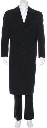 Bloomingdale's Lambswool Overcoat