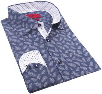 Elie Balleh Spread Collar Shirt