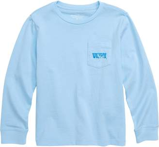 Vineyard Vines Ski Knockout Pocket T-Shirt
