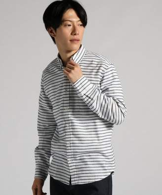 Gem Bony (ジェム ボニー) - ライトオン メンズ 【gembony】ビエラチェックボタンダウンシャツ メンズ