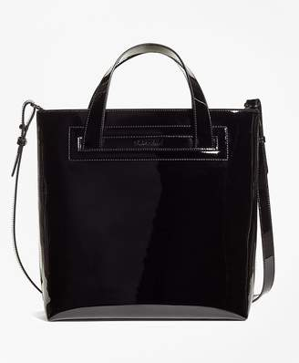 Patent Leather Sophie Tote $698 thestylecure.com