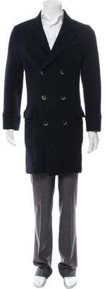 Barena Venezia Woven Button-Up Coat