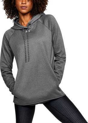 Under Armour Women's UA Double Threat Armour Fleece Hoodie