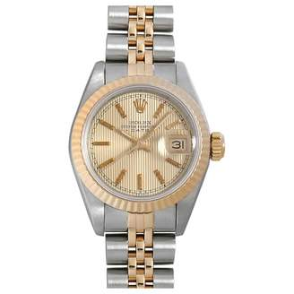 Rolex Oyster Perpetual Lady watch