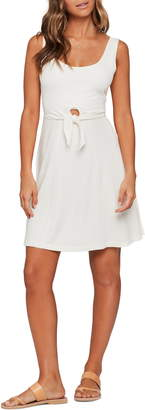 L-Space L Space Topanga Ribbed Cover-Up Dress