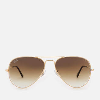 Ray-Ban Men's Aviator Metal Frame Sunglasses