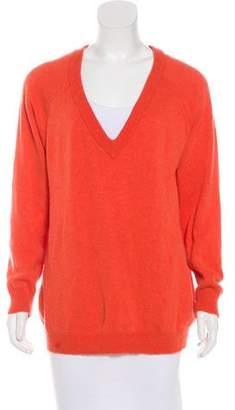 Alexander Wang V-Neck Wool Sweater
