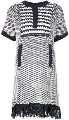 Thakoon textured knit tunic