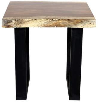 Union Rustic Jean Solid Wood End Table