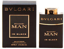 Bvlgari Man in Black for Men Eau de Parfum Spray, 2.0 oz./ 59 mL