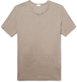 Zimmerli Pureness Stretch-Modal T-Shirt $115 thestylecure.com