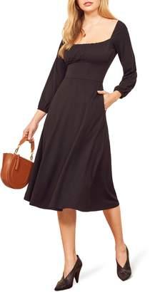 Reformation Pippa Midi Dress