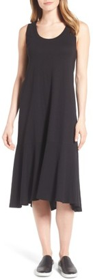 Petite Women's Caslon Drop Waist Jersey Dress $49 thestylecure.com