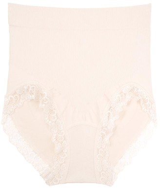 Pink Label Ruby High-Rise Brief