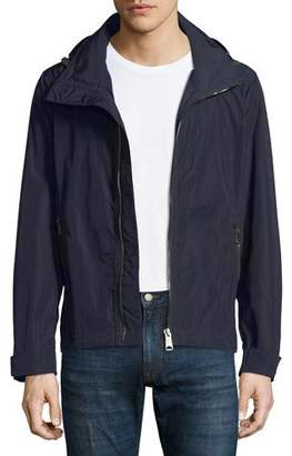 Burberry Hedley Zip-Front Jacket