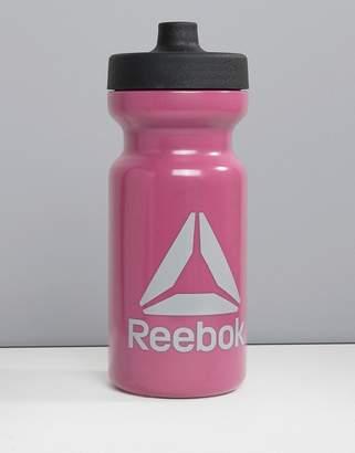Reebok Water Bottle In Pink