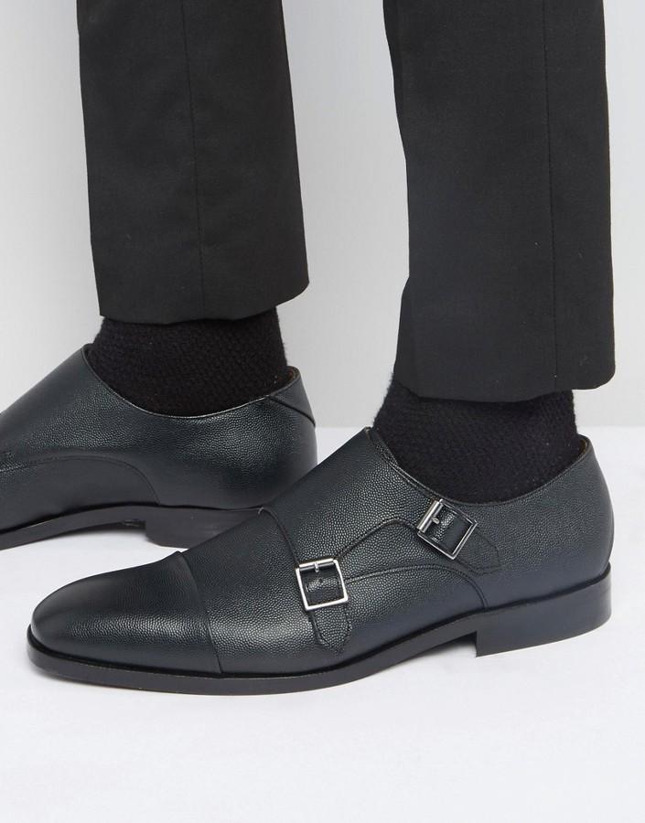 Paul SmithPaul Smith Luigi Grain Monk Shoes