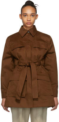 Acne Studios Brown Olee Coat