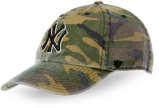'47 New York Yankees Camo Clean Up Cap