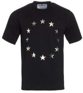 Wonder Metallic Stars Cotton Tee