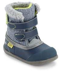 See Kai Run Baby's& Toddler's Double-Strap Waterproof Boots