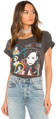 Junk Food Culture Club Tee in Charcoal $67 thestylecure.com