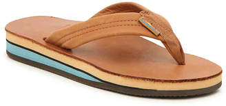 Rainbow 3 Layer Wedge Sandal - Women's