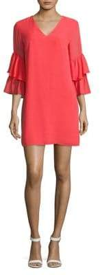 Cynthia Steffe Three-Quarter Shift Dress
