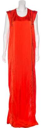 Ilaria Nistri Sleeveless Maxi Dress w/ Tags