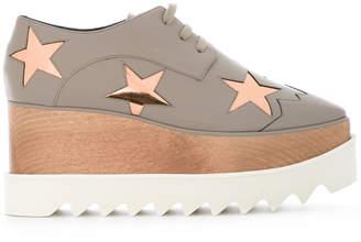 Stella McCartney Star Elyse platform shoes