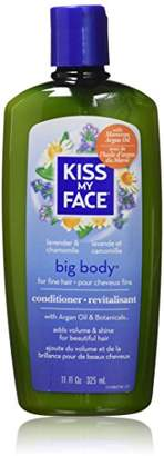 Kiss My Face Big Body Hair Volumizing Conditioner