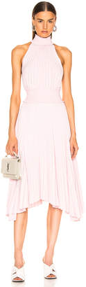 A.L.C. Renzo B Dress in Pale Pink | FWRD