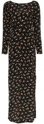 By Ti Mo By Timo maxi floral print dress