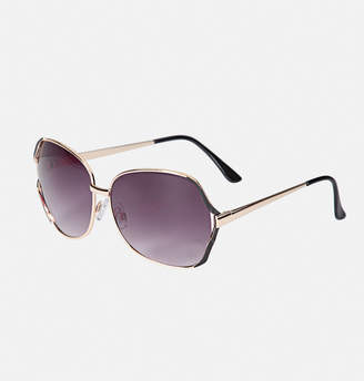 Avenue San Juan Hexagon Sunglasses