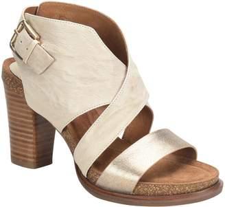 Sofft Leather Heeled Sandals - Christine